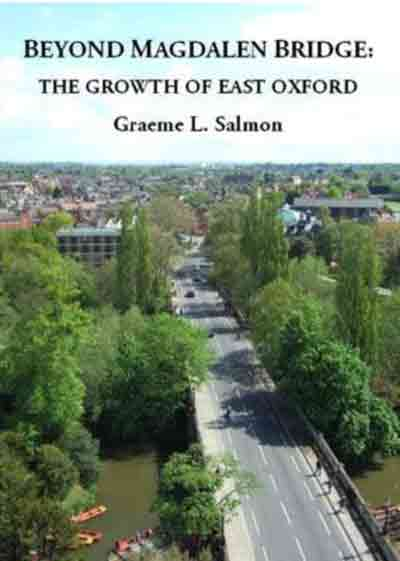 Beyond Magdalen Bridge Cover